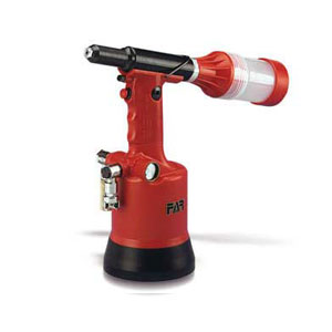 FAR RAC180 FAR Riveting Tools FAR rivet guns far rivet nut tools far pneumatic air tools far tools mettexairtools Rivet Tools Mettex Air Tools FAR RAC180 Riveting Tool for Blind Rivets