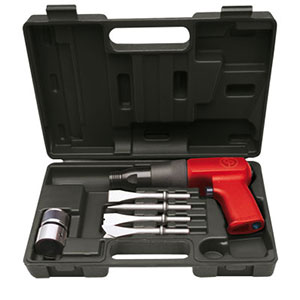 Chicago Pneumatic Air Chisel Kit 1