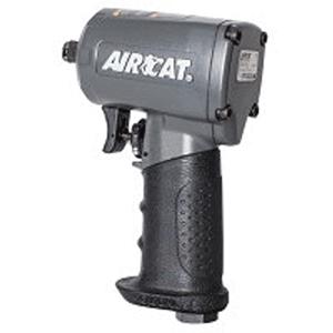 "AIRCAT AC1075-TH - 3/8"" Stubby Air Impact Wrench"