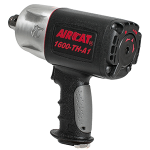 "AIRCAT AC1600-TH-A1 - 1"" Air Impact Wrench Professional"