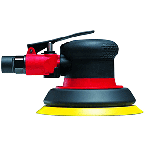 "Chicago Pneumatic CP3510 - 5"" Air Random Orbital Palm Sander"