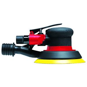 "Chicago Pneumatic CP3514 - 5"" Air Random Orbital Palm Sander"