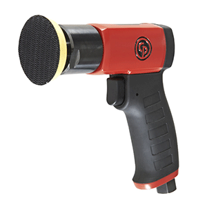 "Chicago Pneumatic CP7201 - 3"" Air Mini Disc Polisher"