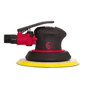 "Chicago Pneumatic CP7215E - 6"" Air Random Orbital Palm Sander"