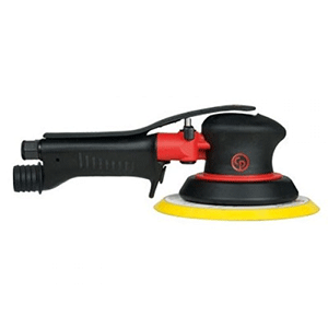 "Chicago Pneumatic CP7215H - 6"" Air Random Orbital Palm Sander"