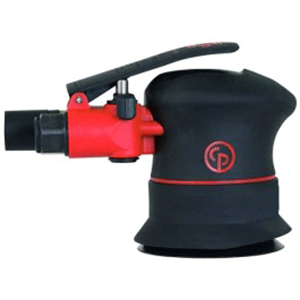 "Chicago Pneumatic CP7225E-3 - 3"" Air Random Orbital Palm Sander"