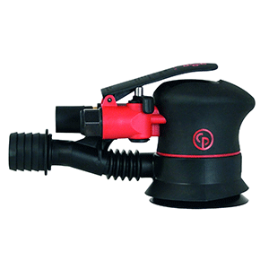 "Chicago Pneumatic CP7255CVE-3 - 6"" Air Random Orbital Palm Sander"