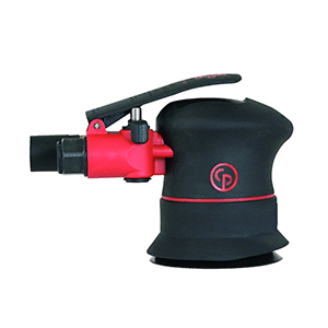 "Chicago Pneumatic CP7255E-3 - 6"" Air Random Orbital Palm Sander"