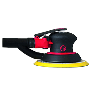 "Chicago Pneumatic CP7255SVE- 6"" Air Random Orbital Palm Sander"