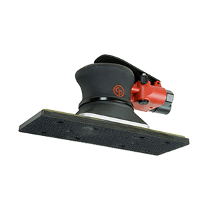"Chicago Pneumatic CP7264E - 2-3/4""x7-3/4"" (70x198) Air Jitterbug Sander"