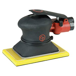 "Chicago Pneumatic CP7266E - 3-1/4""x5"" (80x130) Air Jitterbug Sander"