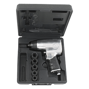 "Chicago Pneumatic CP734HK - 1/2"" Classic Air Impact Wrench Imperial Kit"