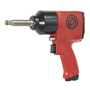 "Chicago Pneumatic CP7620-2 - 1/2"" Compact Air Impact Wrench with 2"" Anvil"