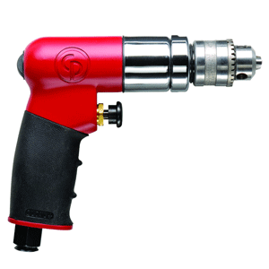 "Chicago Pneumatic CP7300R - 1/4"" Pistol Air Drill - Reversible"