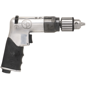 "Chicago Pneumatic CP789R-42 - 3/8"" Pistol Air Drill - Reversible"