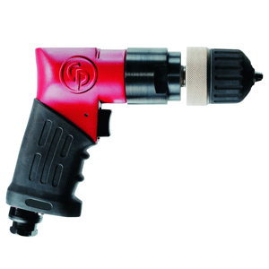 "Chicago Pneumatic CP9287 - 3/8"" Pistol Air Drill - Keyless"