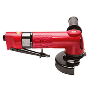 "Chicago Pneumatic CP9120CR - 4"" Air Angle Grinder"