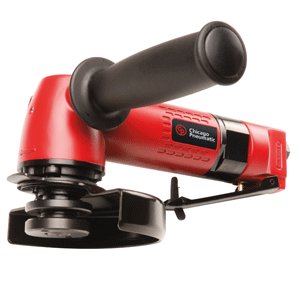 "Chicago Pneumatic CP9121AR - 5"" Air Angle Grinder"
