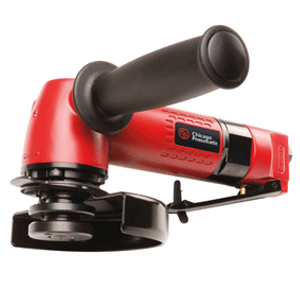 "Chicago Pneumatic CP9122BR - 4-1/2"" Air Angle Grinder"