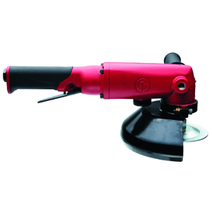"Chicago Pneumatic CP9123 - 7"" Air Angle Grinder"