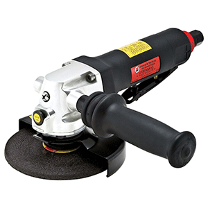 "Universal Tool UT8740A14 - 4"" Air Angle Grinder M14 Thread"