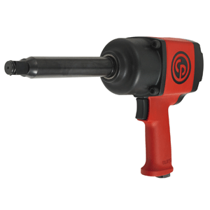 "Chicago Pneumatic CP7763-6 - 3/4"" Compact Air Impact Wrench with 6"" Anvil"