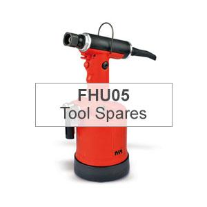 Mettex Air Tools FAR FHU05 Tool Spares