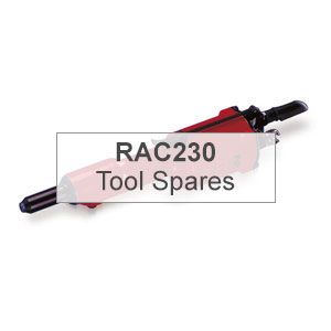 Mettex Air Tools FAR RAC230 Tools for Blind Rivets Spares