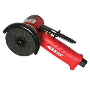 AIRCAT AC6525-A In-Line Cut-Off Tool - Indexible Guard Mettex Air Tools Staffordshire UK