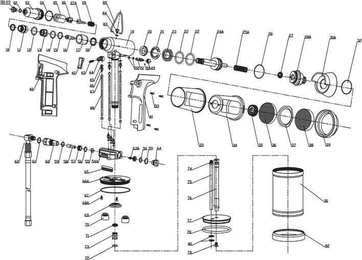 RIV503 Technical Drawing